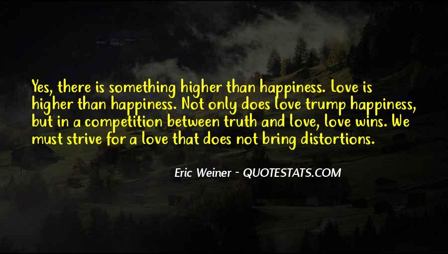 Eric Weiner Quotes #705678