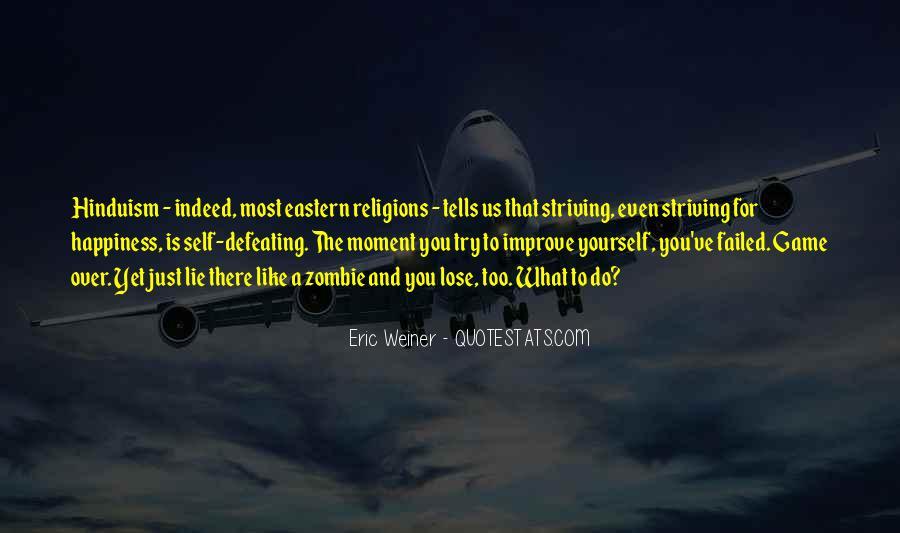 Eric Weiner Quotes #721780
