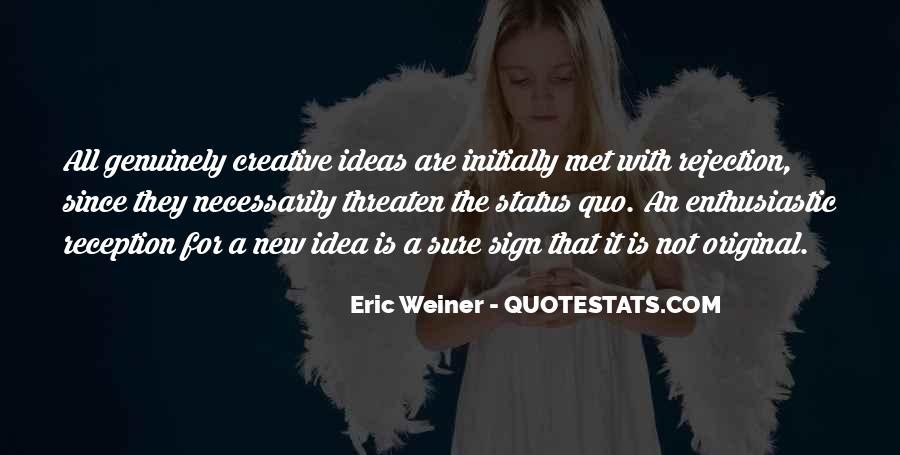 Eric Weiner Quotes #831311