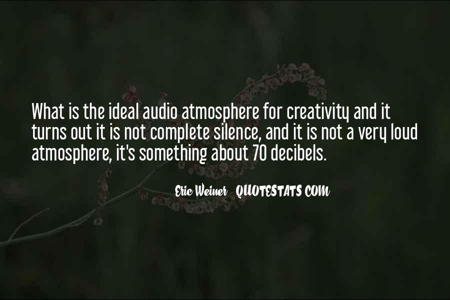 Eric Weiner Quotes #919687