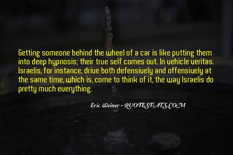 Eric Weiner Quotes #996176
