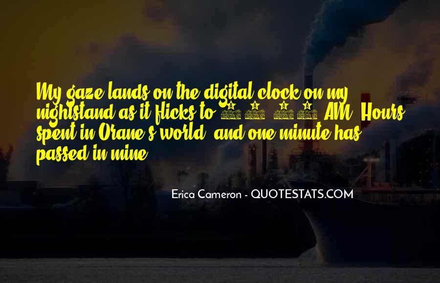 Erica Cameron Quotes #284776