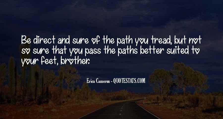 Erica Cameron Quotes #927635
