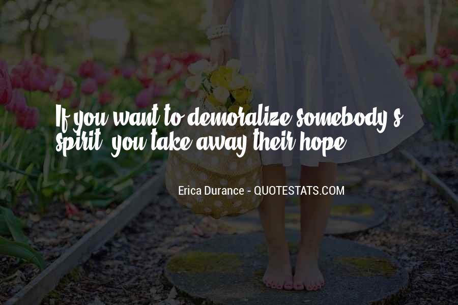 Erica Durance Quotes #1306770