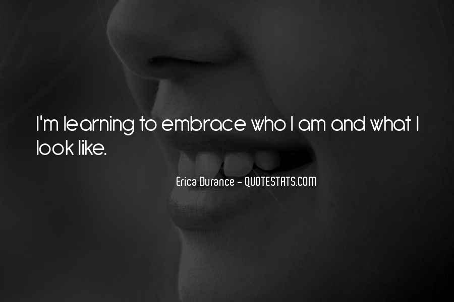 Erica Durance Quotes #1467488