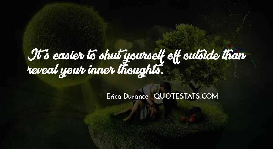 Erica Durance Quotes #17780