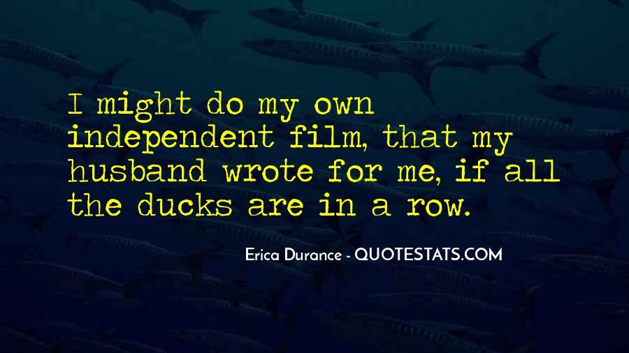 Erica Durance Quotes #740267