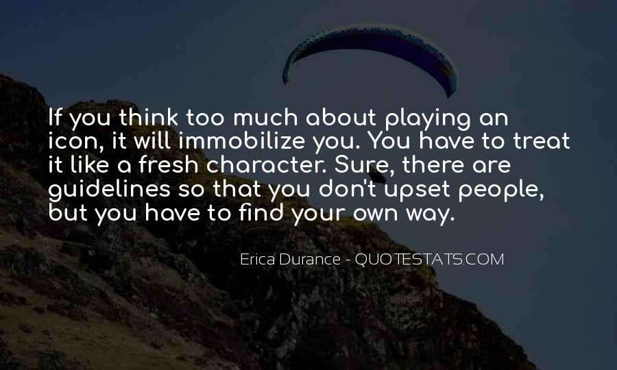 Erica Durance Quotes #934250