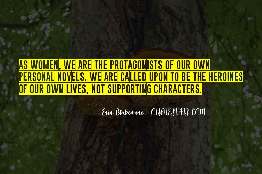 Erin Blakemore Quotes #448294