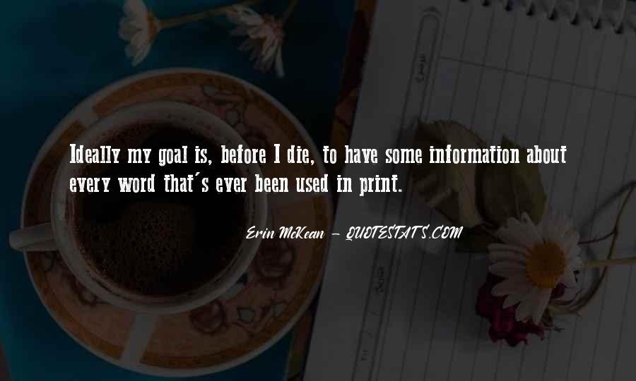 Erin McKean Quotes #1193399