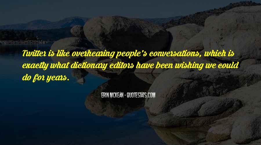Erin McKean Quotes #1382010