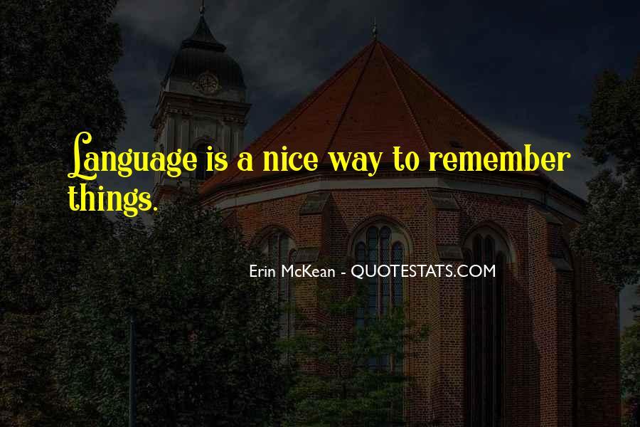 Erin McKean Quotes #1747314