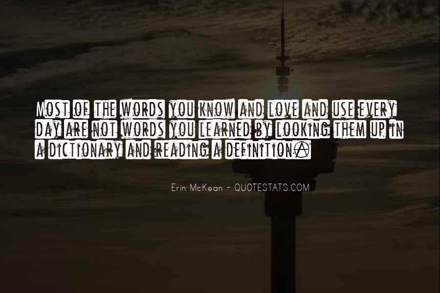 Erin McKean Quotes #1781897