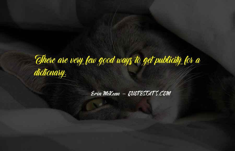 Erin McKean Quotes #186976