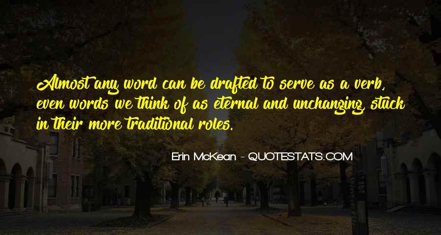 Erin McKean Quotes #214190