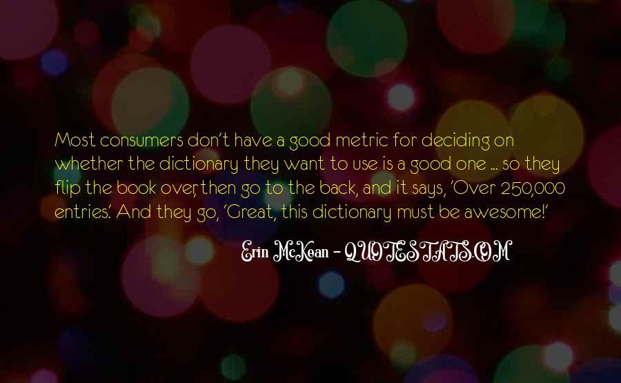 Erin McKean Quotes #373848