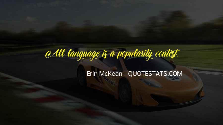Erin McKean Quotes #455728