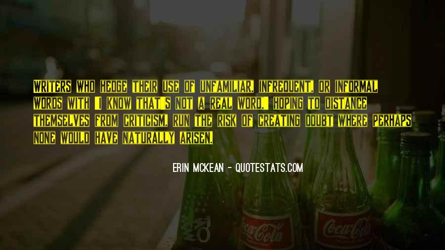 Erin McKean Quotes #56120