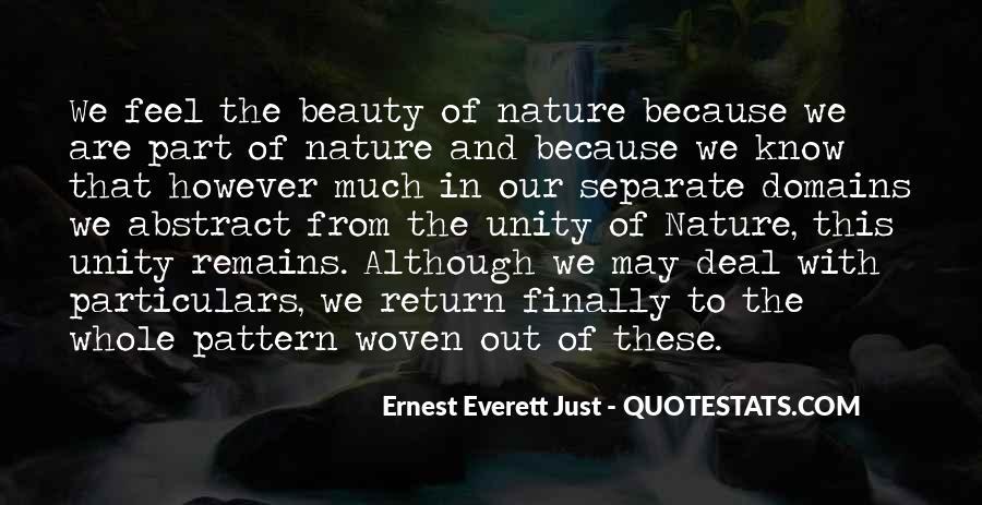 Ernest Everett Just Quotes #1649091