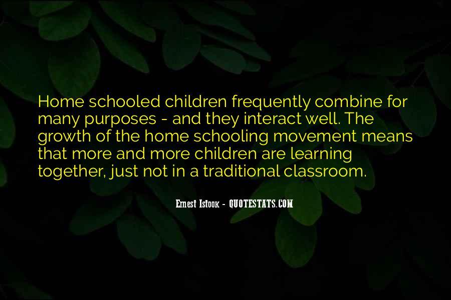 Ernest Istook Quotes #1263936