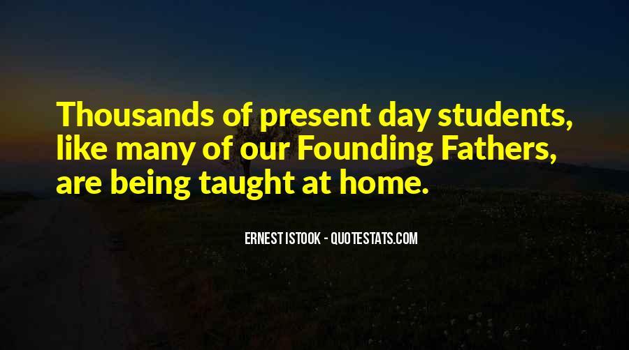 Ernest Istook Quotes #1344254