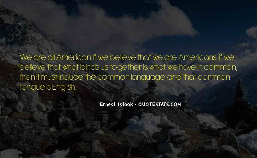 Ernest Istook Quotes #1618540