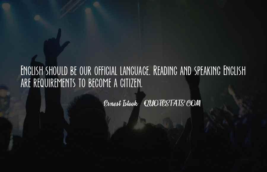 Ernest Istook Quotes #1631479