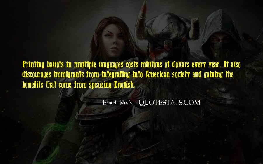 Ernest Istook Quotes #459850