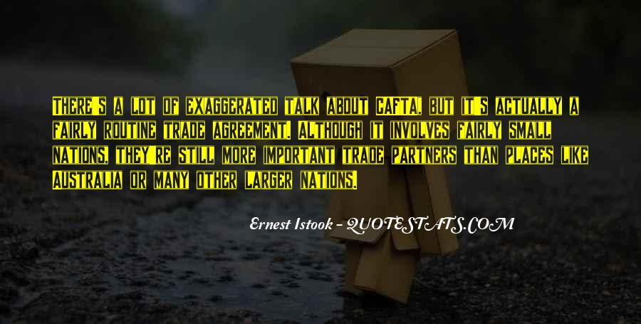Ernest Istook Quotes #473560