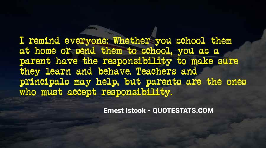 Ernest Istook Quotes #663250