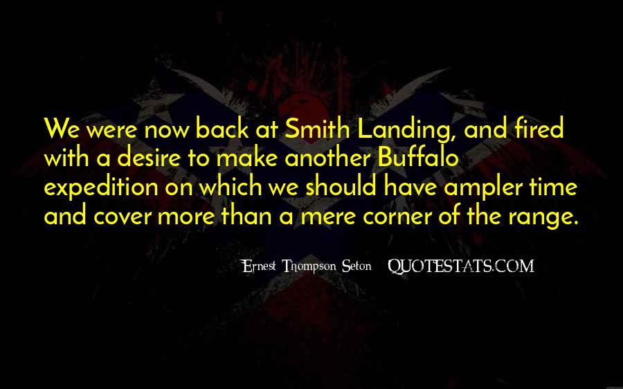 Ernest Thompson Seton Quotes #1534796