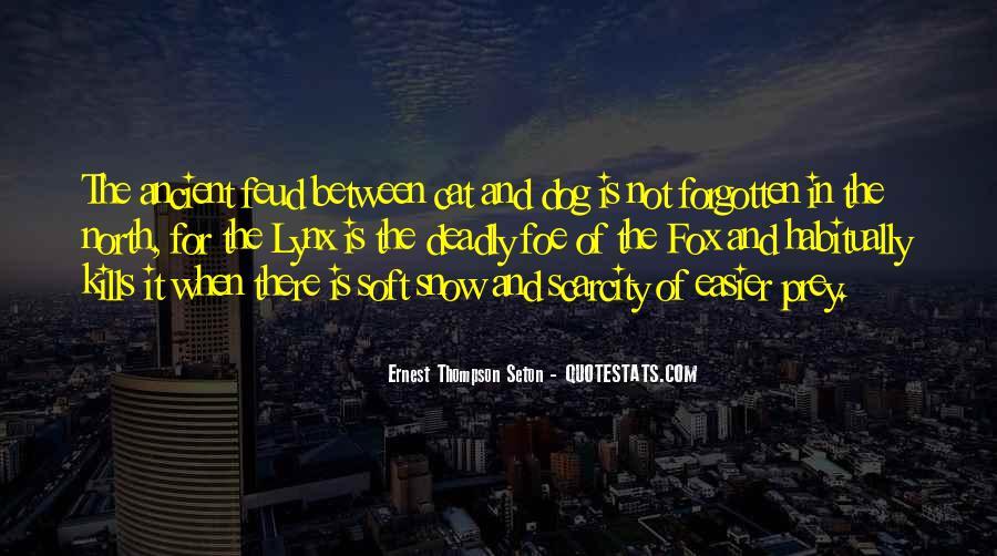 Ernest Thompson Seton Quotes #156858