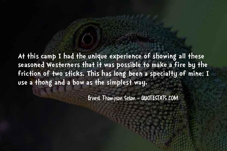 Ernest Thompson Seton Quotes #1709613