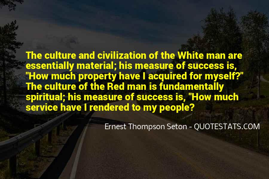 Ernest Thompson Seton Quotes #660682