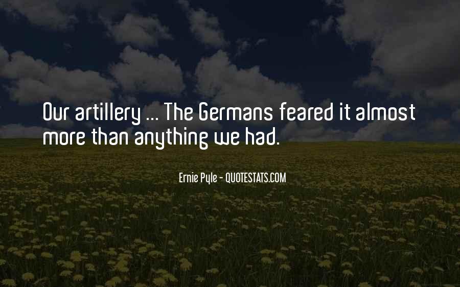 Ernie Pyle Quotes #468019