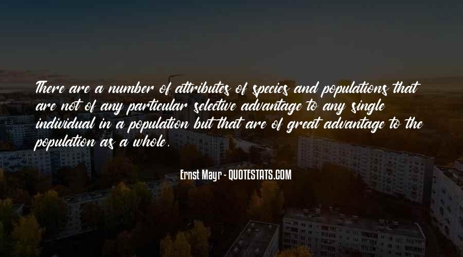 Ernst Mayr Quotes #1069065
