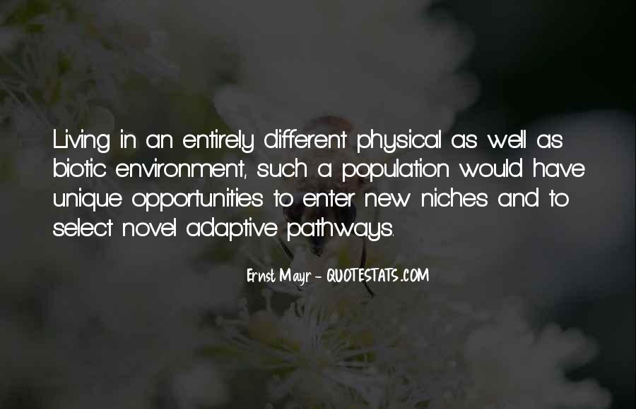 Ernst Mayr Quotes #1486119