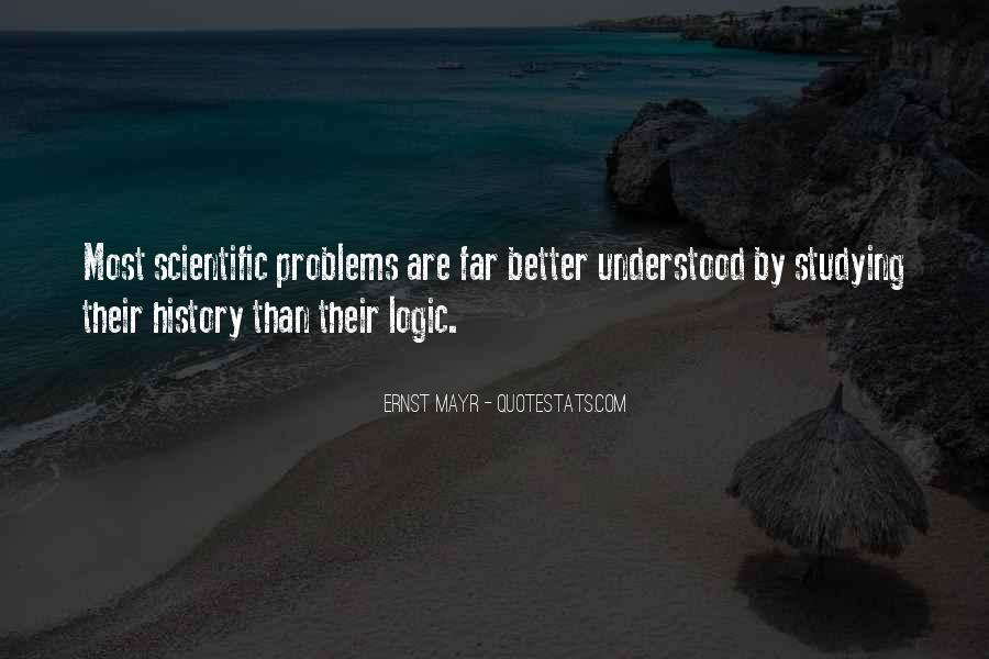 Ernst Mayr Quotes #1586083