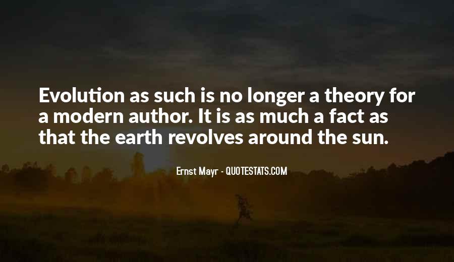 Ernst Mayr Quotes #18595