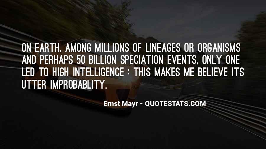 Ernst Mayr Quotes #1871849