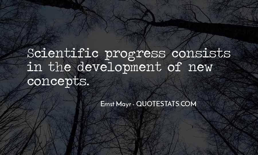 Ernst Mayr Quotes #294849