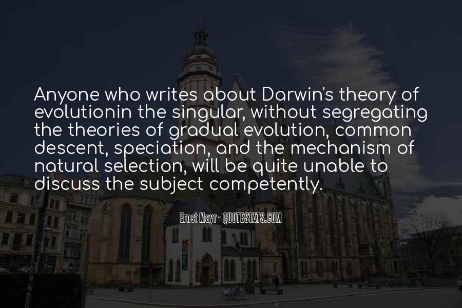 Ernst Mayr Quotes #389093