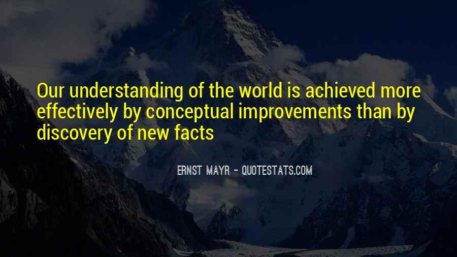 Ernst Mayr Quotes #967980