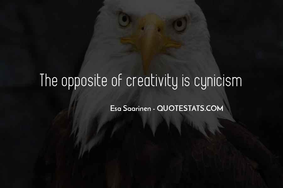 Esa Saarinen Quotes #474783