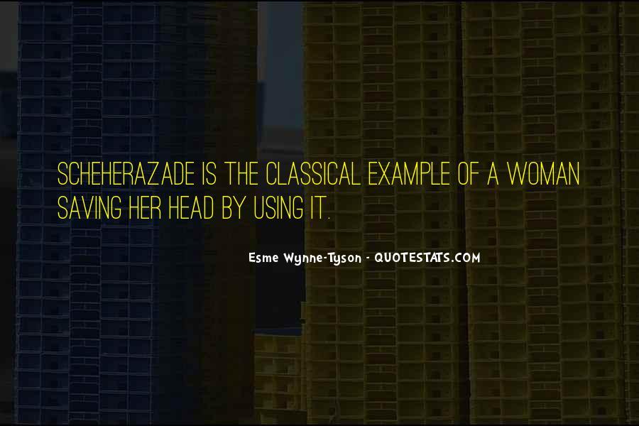 Esme Wynne-Tyson Quotes #1408953