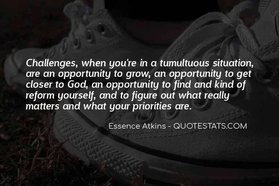 Essence Atkins Quotes #1294801