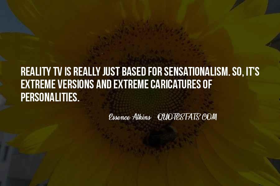 Essence Atkins Quotes #639325