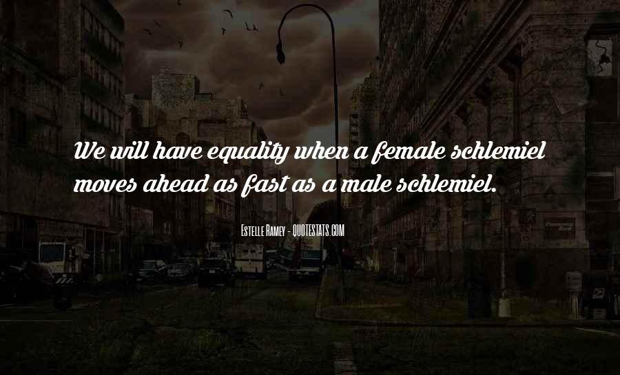 Estelle Ramey Quotes #1097996