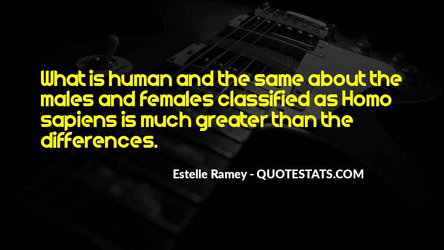 Estelle Ramey Quotes #1695757