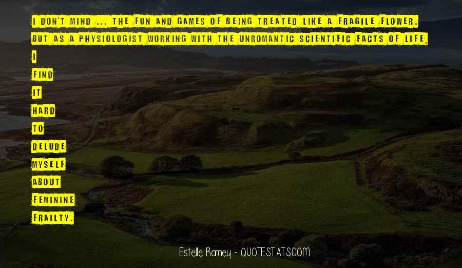 Estelle Ramey Quotes #510385